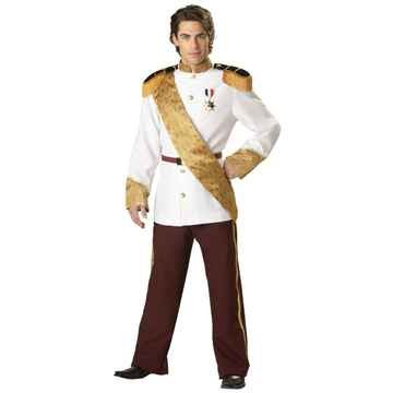 [Prince Charming] (Storybook Prince Adult Mens Costumes)
