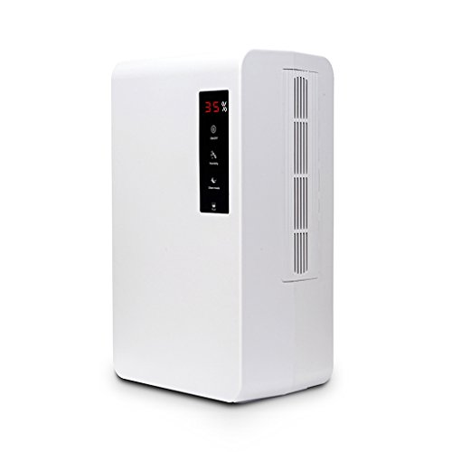 Mini Small Semiconductor Intelligent Dehumidifier Household Silent Humidity Adjust Dehumidifier Moisture-Proof By MAG.AL