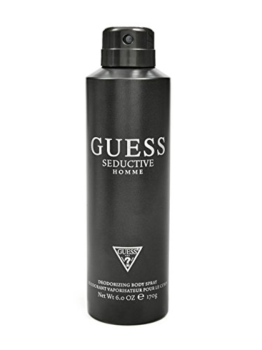 GUESS Men's Seductive Homme Body Spray