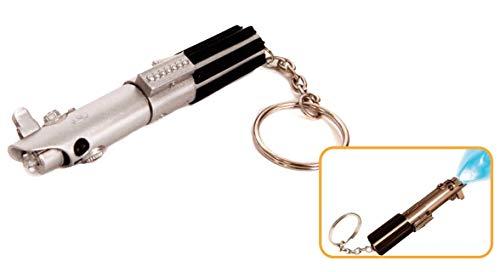 (Se7en20 Star Wars Mini Lightsaber Flashlight Keychain: Luke Skywalker)