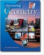 Discovering Geometry: An Investigative Approach (Condensed Lessons: A Tool for Parents and Tutors) by Michael Serra (2008)