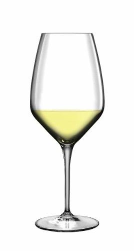 Luigi Bormioli Atelier Sauvignon Wine Glass, 11-3/4-Ounce, Set of 6