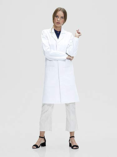 Dr. James Professionally Designed Unisex Lab Coat - 39 Inch Length US-01-2XS by Dr. James (Image #3)