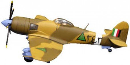 Witty Wings Hawker Seafury FB.11 Baghdad Fury No 254 Iraqi Air Scale Prepainted Diecast Plane