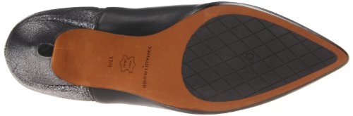 Donald J Pliner Tillie pointed toe Women's Ankle Boots Leather Fashion New Black k7PBO9jM