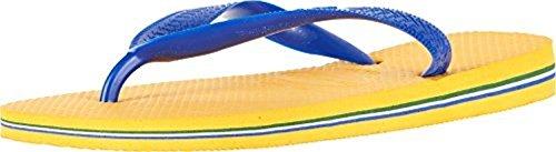 Havaianas Mujeres Brazil Sandalia Flip-flop Amarillo Plátano