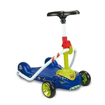 Weina - Patinete 4 ruedas toy story: Amazon.es: Juguetes y ...