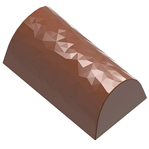Chocolate World Buche Facet - 24 Forms