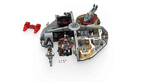 LEGO Star Wars TM Betrayal at Cloud City 75222, New 2019 (2812 Pieces)