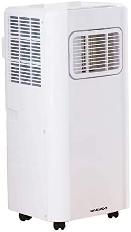 5,7 Liter Water Tank Mobile Air Conditioning 65W 4-in-1 Air Cooler with Humidification and Air CleaningFunction Air-Conditioning Fan with Remote Control and LED Display