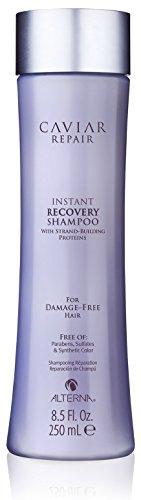 - Caviar Repair Rx Instant Recovery Shampoo, 8.5-Ounce