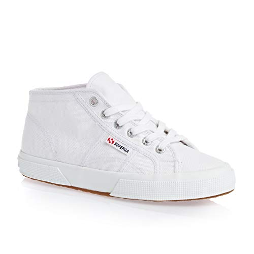 Superga 2754 Cotu Womens Shoes 9.5 B(M) US Women/8 D(M) US White