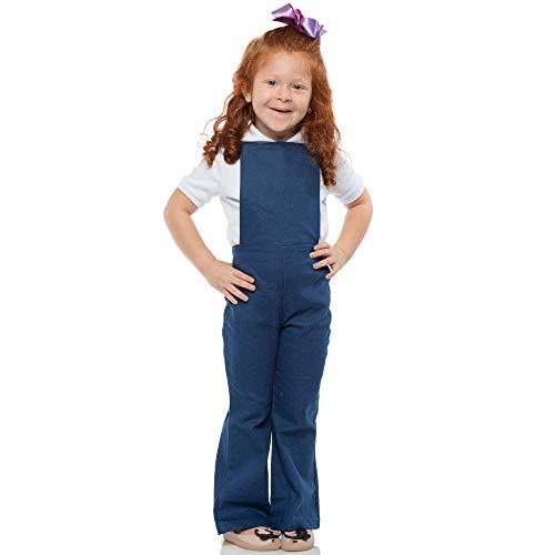 Madellena Baby Girl Romper- Baby Girl Overalls -