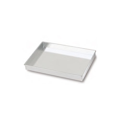Vollrath (5275) 17-3/4 inch x 12-7/8 inch Cheesecake Pan - Wear-Ever Collection
