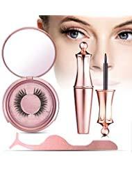 VASSOUL Magnetic Eyelashes With Eyeliner Magnetic Eyeliner And Lashes Magnetic Eyeliners With
