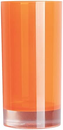 Excelsa Linea Bagno Portasapone Plastica Arancione