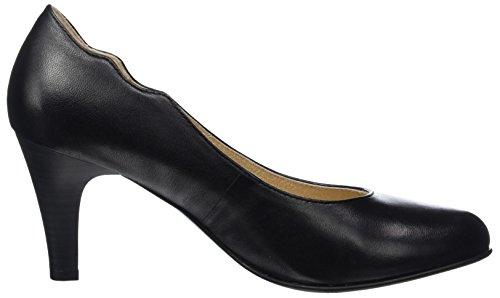 Caprice 22406, Zapatos de Tacón para Mujer Negro (Black Nappa)