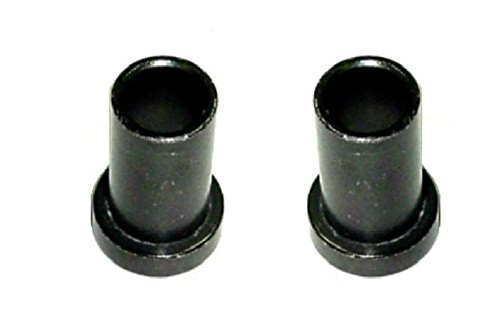 (Pack of 2) Albion Flanged Spanner Bushings/Spacer Reducers 17mm OD x 1/2