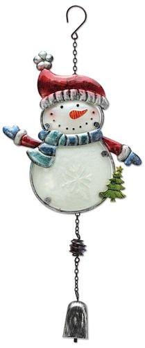 (Sunset Vista Designs Snowman Bell Buddy Hanging )