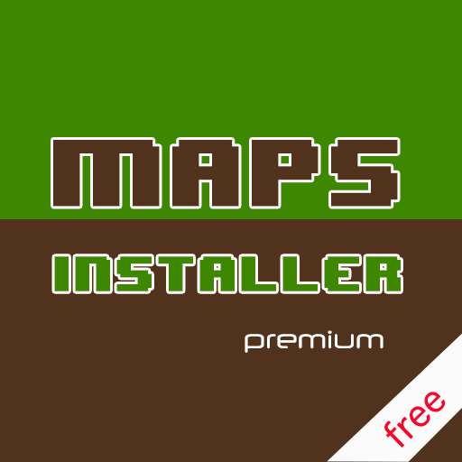 Maps Installer for MCPE (Best Mod Installer For Minecraft)