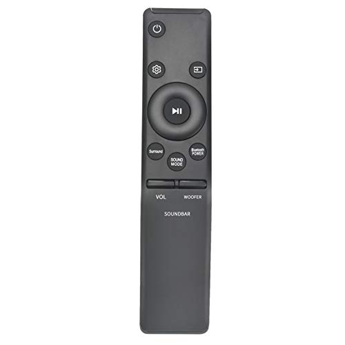 New AH59-02758A AH5902758A Replace Remote Control fit for Samsung Soundbar Sound Bar HW-M450 HW-M550 HW-M430 HW-M4500 HW-M4501 Home Theater System HW-M450/ZA HW-M4500/ZA HW-M4501/ZA by AIDITIYMI