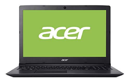 "Acer Aspire 3 | A315-53G-51GB - Ordenador portátil 15.6"" HD LED (Intel Core i5-8250U, 8 GB de RAM, 256 GB SSD, Nvidia MX130 2GB, Windows 10 Home) Negro - Teclado QWERTY Español 1"