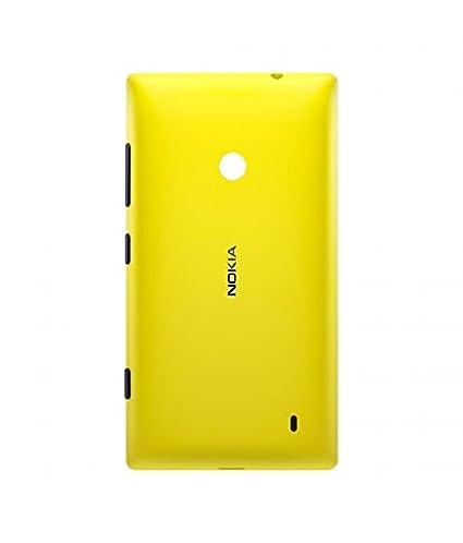 new product 553cc aabcb Ron Original Back Panel for Nokia Lumia 520: Amazon.in: Electronics