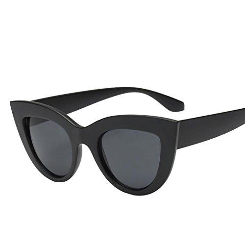 semi Eye de Covermason Lunettes jante de soleil Cat rétro lunettes soleil hommes Lunettes ronde De F pour mode de femmes soleil Soleil lunettes Vintage wqzPnEI