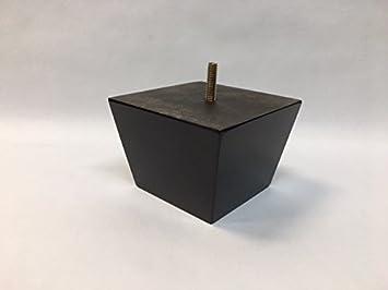 Amazon.com: Cuadrado (patas de muebles (Conjunto de 4): Home ...