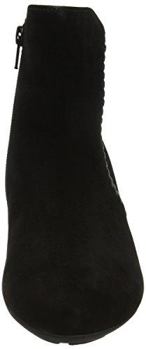 47 Schwarz De Micro Femmes Base Noir Confort Gabor Des Bottes 8RpvfwHqq