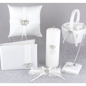 White With My Heart Collection Set by Hortense B. Hewitt