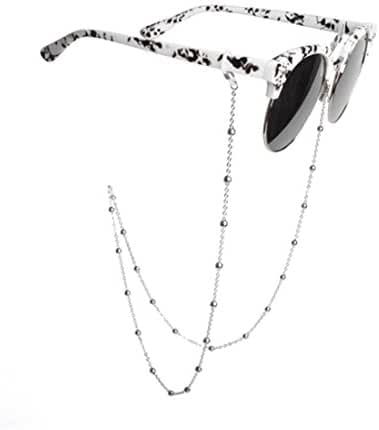 Kalevel Eyeglass Chain Beaded Glasses Chain Eyeglass Chains and Cords for Women