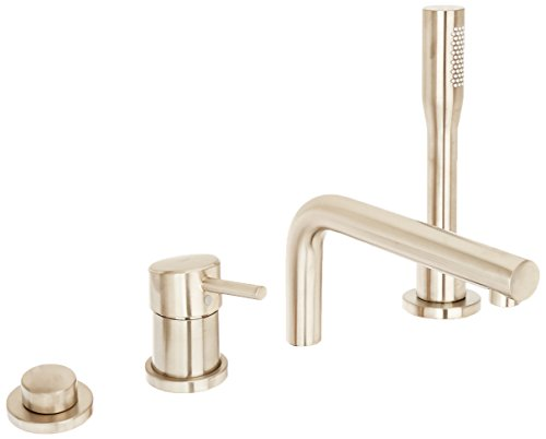 Concetto Roman Tub Filler With Personal Hand Shower ()