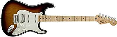 Fender Standard Stratocaster Electric Guitar by Fender Musical Instruments Corp.