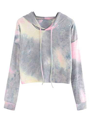 pink and yellow tie dye - 5