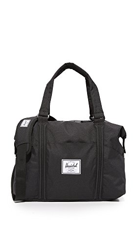 Herschel Strand Sprout Diaper Bag-Black Duffel, One Size