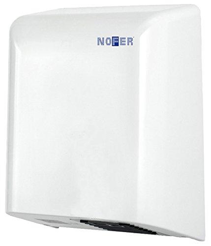Nofer 01461.W Bigflow-Secador de manos con sensor
