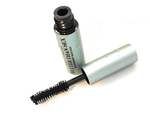 Too Faced Better Than Sex Waterproof Mascara Black Mini 0.17 oz