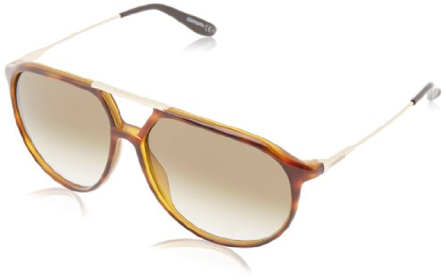 Carrera CA85S Aviator Sunglasses,Light Havana,59 - Safilo Glasses