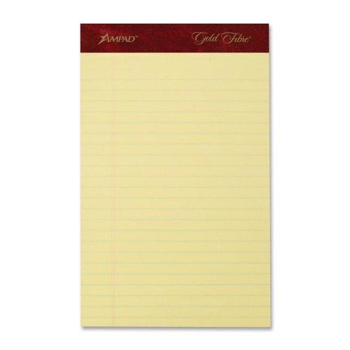 Ampad 20-029RGold Fibre Writing Pads, Jr - Jr Legal Ruled 50 Sheet Shopping Results