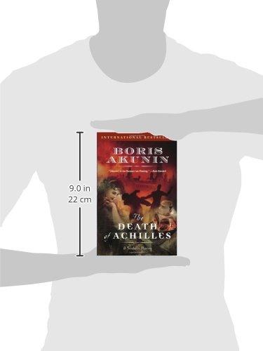 Amazon fr - The Death of Achilles: A Novel - Boris Akunin