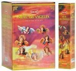 (Seven Archangels (Siete Arcangels) - 35 Gram Box, 7 Difference Incense - HEM Incense Imported from)