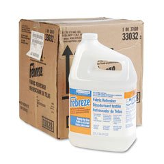 PAG33032CT Febreze Fabric Refresher Odor Eliminator, Gallon Bottle, 3/Carton