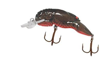 Rebel Lures Wee-Crawfish Fishing Lure