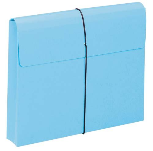 Smead Expanding File Wallet with  Closure, 2