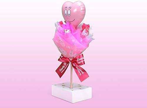 【CANDYBOUQUET正規販売★限定コラボ商品】バーバパパフレンド(ピンク)
