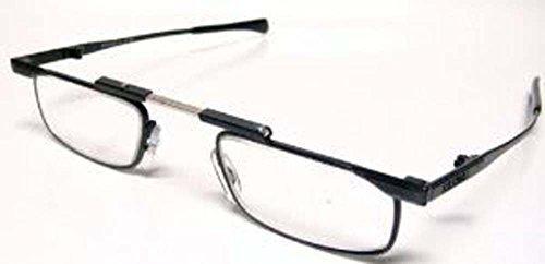 Kanda of Japan SlimFold - Model 1 - Black - Strength +1.75 by Kanda (Japan Slimfold Model)