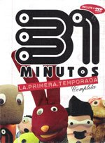 31 Minutos Primera Temporada (4 DVDs)