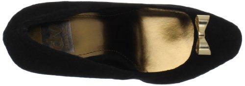 Dv Par Dolce Vita Plateforme Plate-forme Lapin Femme Daim Noire