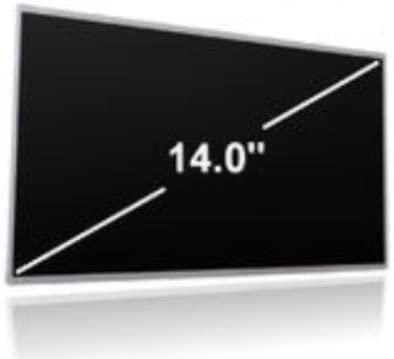 Dsplay, Black, 642843-001, 35.6/cm MicroScreen MSC34557/Additional Component Screen Notebook/ 14 /Notebook Additional Components